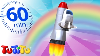TuTiTu Specials   Spaceship   And Other Popular Toys for Children   1 HOUR Special