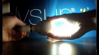 Ampoule Led E27 rechargeable 4W