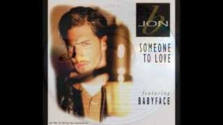 jon b featuring babyface someone to love hq