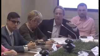 Проблемы переработки отходов электронного и электрического оборудования и шин(Выступление генерального директора ООО