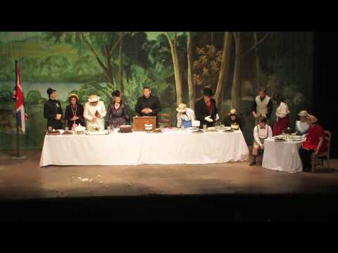 Saturday Cast - Benjamin Britten - Albert Herring, Act II - Baylor Opera Theater, Jan 30,2010 720p