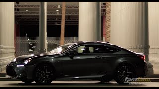 2015 Lexus RC 350 F Sport Review - Fast Lane Daily