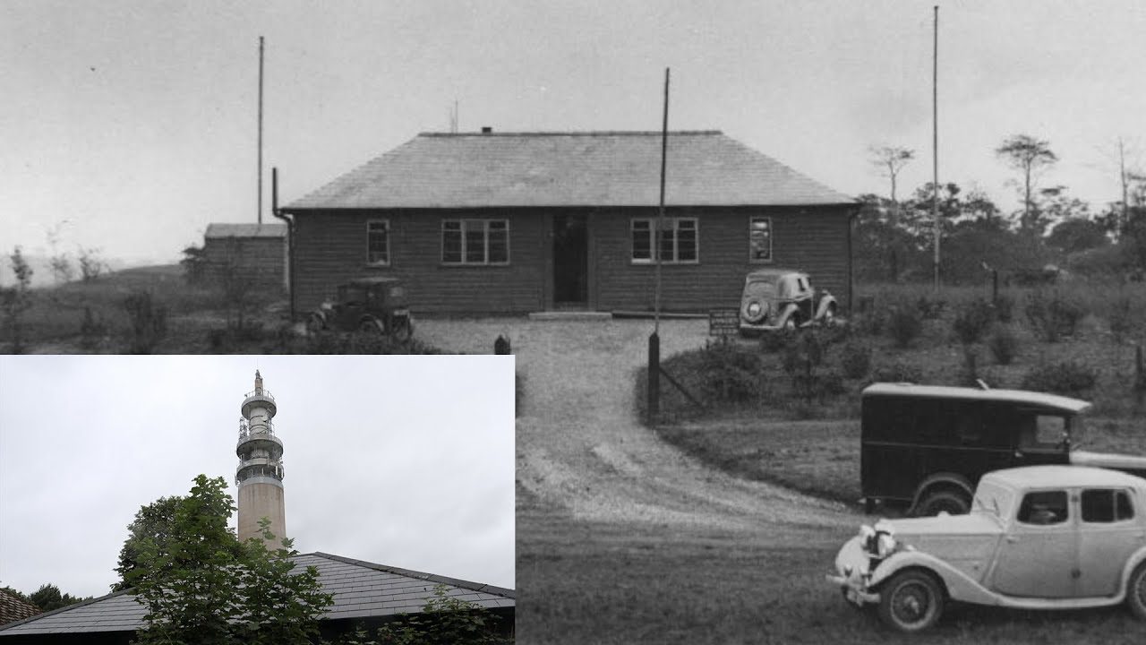 Heaton Park Police Wireless Station - The Advent Of Modern Police Radio