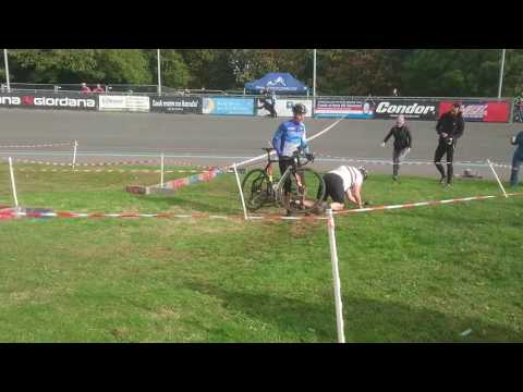 Cyclocross fail Herne Hill