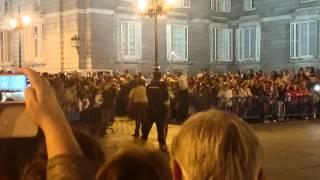Entrada Regulares de Ceuta 2014 Madrid