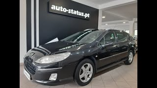 Peugeot 407 SW 1.6 HDi 110cv -…