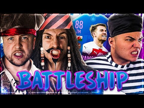 FIFA 19: RAMSEY SBC BATTLESHIP WAGER vs BETRÜGER .. 😱🔥 BEEF !!