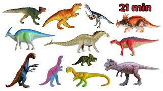 Dinosaur Species Collection - Triassic, Jurassic & Cretaceous - The Kids' Picture Show
