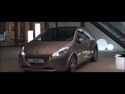 Follow me home - Visite guidée Peugeot 208 ( www.feline.cc ) - YouTube
