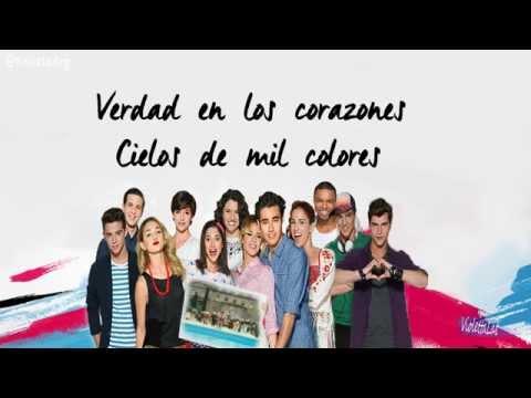 Violetta 3 - Crecimos Juntos - Letra