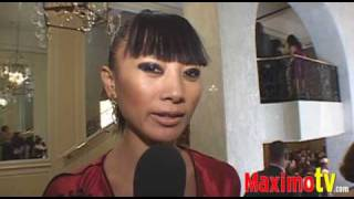 BAI LING talks about Michael Jackson June 27, 2009