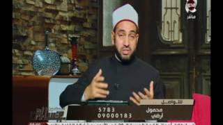 عبدالجليل: على المسلمين إدراك قيمة شهر رجب والتوقف عن القتال.. فيديو