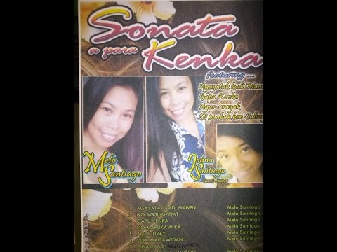 Sonata A Para Kenka Sung by Melo Santiago