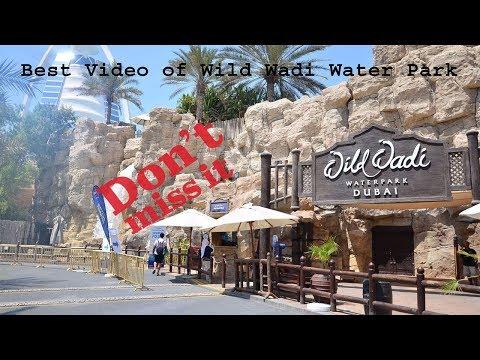 DUBAI -WILD WADI WATERPARK - Wild Wadi Jumeirah Water Park Dubai