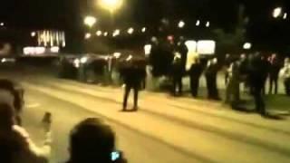Crazy Guy Jumps Over Lamborghini Thumbnail
