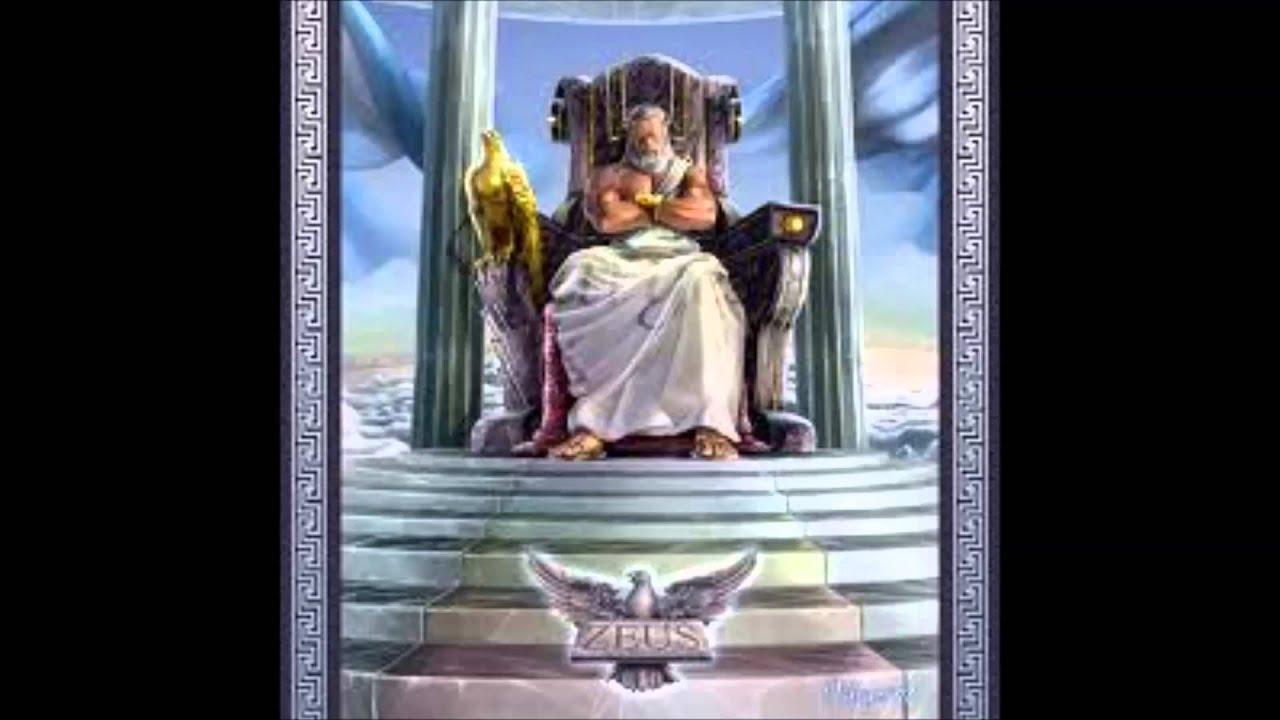 Zeus And His Children