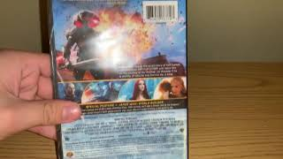 Aquaman 2019 DVD unboxing