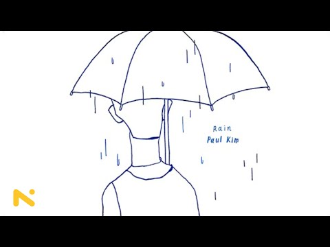 폴킴 (Paul Kim) - 비 (Rain) - Official Audio, Lyric Video
