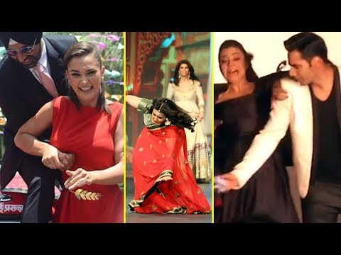 Epic Bollywood Celebrity Falls Caught on Camera | Hilarious Compilation thumbnail