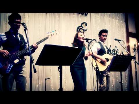 Wedding Live Band @ Happy Fish (Malaysia) - Beevers - Build Me Up Buttercup