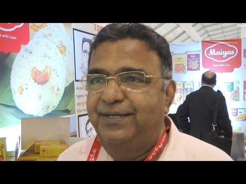 Interview: Bhel Bar with a twist by Maiyas