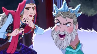 Ever After High💖❄️The Snow King Arrives💖❄️Epic Winter💖❄️Full Episodes💖Cartoons for Kids