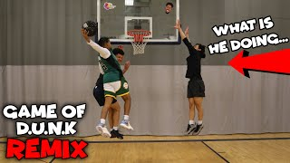 DON'T GET DUNKED ON..HILARIOUS *NEW* GĄME OF