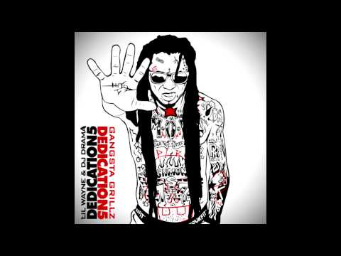 Lil Wayne  Fuckin Problems ft Kidd Kidd, Euro Full Sg Dedicati 5