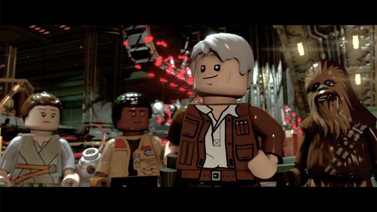 LEGO STAR WARS THE FORCE AWAKENS Multi Build Vignette Trailer Is Here!