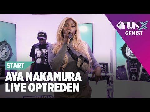 AYA NAKAMURA - DJADJA & COPINES & LA DOT | LIVE