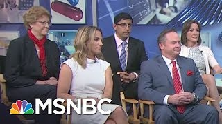 President Donald Trump-Supporting Doctors Speak Out On GOP Health Plan | MSNBC