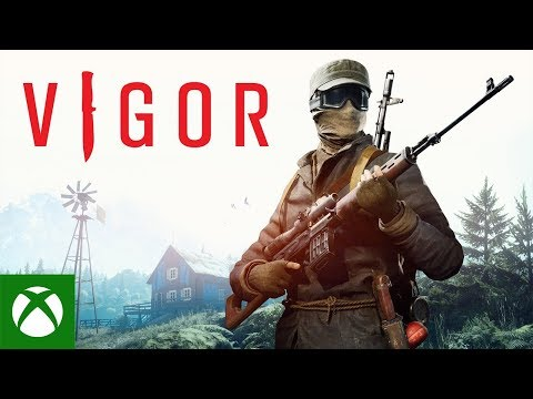 Looter shooter Vigor is now out of Xbox One Game Preview