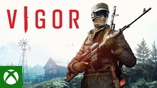 Vigor - Official Release Trailer 🔪🍅