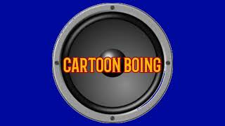 Cartoon Boing - Sound Effects (No Copyright Free To Download)