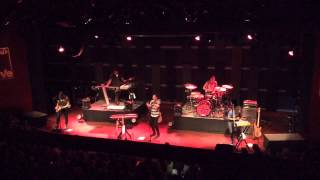 """Andy Grammer """"Pushing"""" at the World Cafe Live in Philly 6/29"""