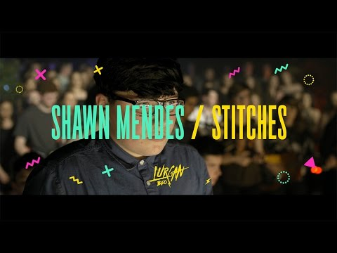 Stitches - Shawn Mendes as Gaeilge