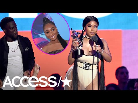 Normani Thanks Nicki Minaj For The MTV VMA Support: 'I Love You!' | Access Mp3