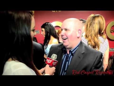 James DuMont at QVC's Red Carpet Style Party QVCRedCarpet