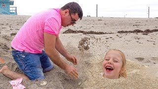 Stacy playing with daddy