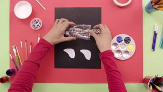 Art Attack | #ShowMeYourArt Episode 1: Finding Dory Bottle - Disney Channel Asia