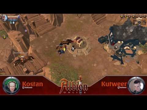 Albion Online - Battle Royale Tournament - Road to victory