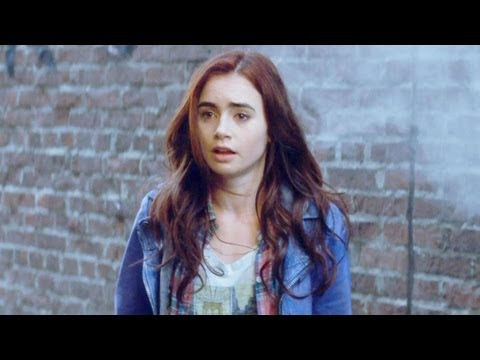 The Mortal Instruments Trailer Starring Lily Collins & Kevin Zegers