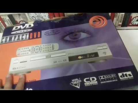 Achei na sucata (CD/DVD PLAYER - D10/2 - GRADIENTE)