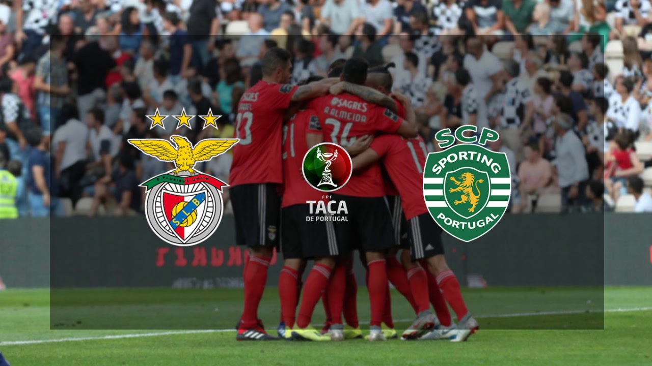Sporting benfica golos