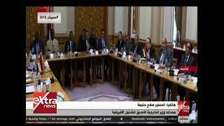 غرفة الأخبار| وفد مصر المشارك باجتماعات اللجنة الفنية المصرية السودانية يصل الخرطوم