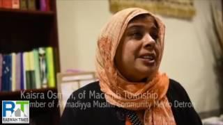 Michigan's Ahmadiyya Muslims condemn Orlando Shooting
