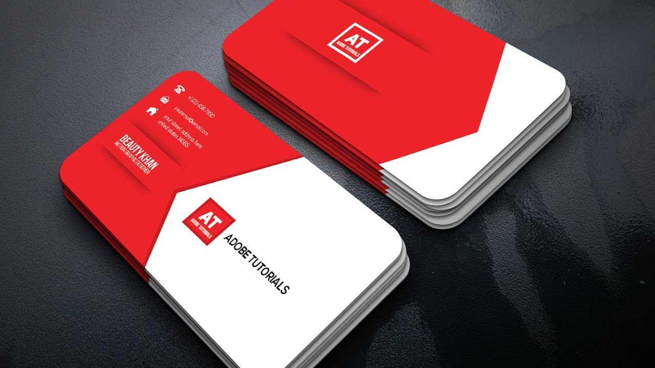 Adobe illustrator cc tutorial standard business card design youtube adobe illustrator cc tutorial standard business card design colourmoves
