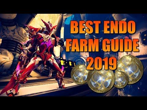 [WARFRAME] Best ENDO Farm Guide & Build 2019 thumbnail