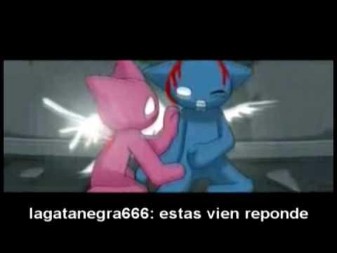 savior cat - YouTube