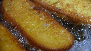 Creme Brulee Deep Fried French Toast Cooking Italian With Joe